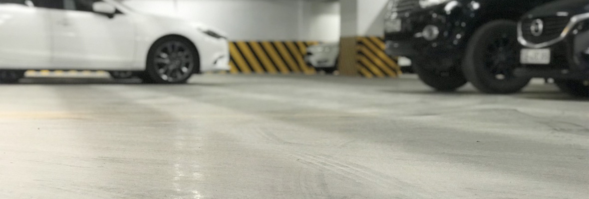 The water based epoxy coatings are the ideal choice for basement, technical room ....